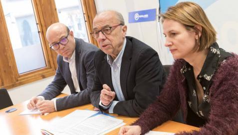 PP pide transparencia al Gobierno foral para la segunda fase del Canal de Navarra
