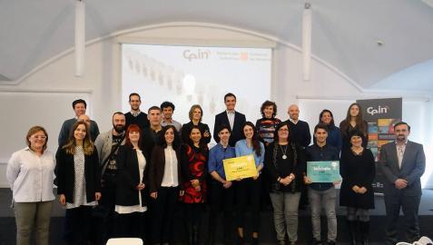BioSmart y The Magpie Nest, ganadores de los Premios InÍciate 2018 a proyectos innovadores