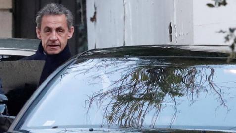 Sarkozy recurrirá las acusaciones fruto de una