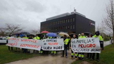 La huelga en Acciona Facility Services finaliza a las pocas horas por acuerdo