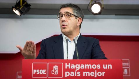 Patxi López defiende acercar presos etarras