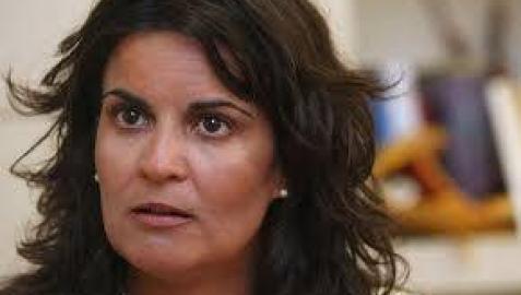 Maribel García Malo (UPN) es la nueva secretaria segunda de la Cámara Navarra