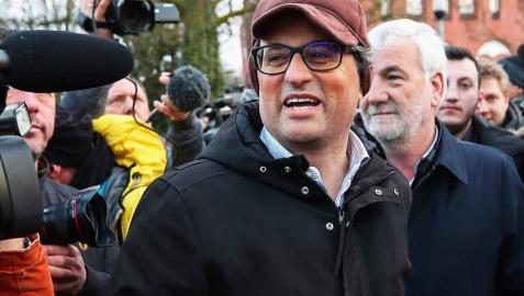 Puigdemont designa a Quim Torra como candidato a la Presidencia