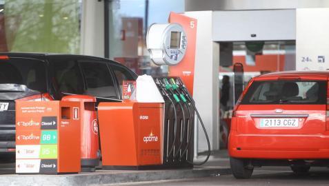 Sube el precio de la gasolina