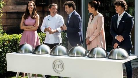 'Masterchef Celebrity' empieza la grabación de su tercera temporada
