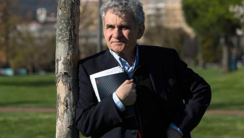 La novela 'El hijo del acordeonista', de Bernardo Atxaga, adaptada al cine