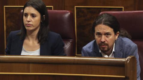 Diputada del PP, sobre la moción de censura: