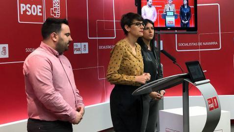El PSN critica a Barkos por dejar a Navarra