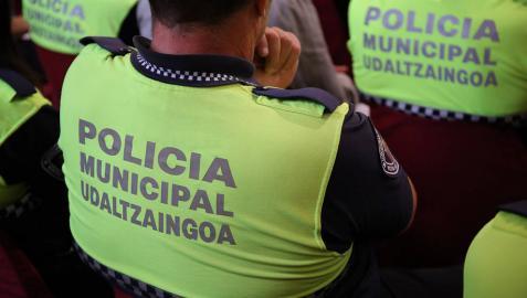 Decenas de bajas médicas en Policía Municipal a pocos días de San Fermín