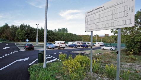 El cuatripartito reconoce que el aparcamiento de Trinitarios está siendo ineficaz