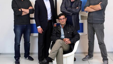 Sistemas OEE, Tweet Binder y Coccus, finalistas de los Premios DN+