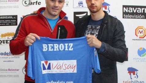 Una segunda vida para Mikel Beroiz