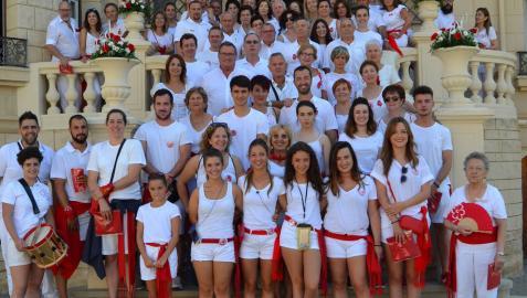 Jornadas para la hermandad festiva, la unidad y la emotividad en San Adrián