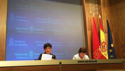 Navarra abonará este mes, con carácter retroactivo, la subida del 8% de las pensiones de viudedad