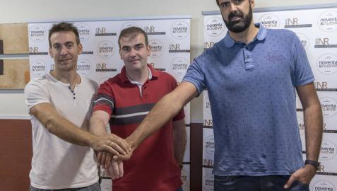 El reto del ascenso a Oro del Basket Navarra