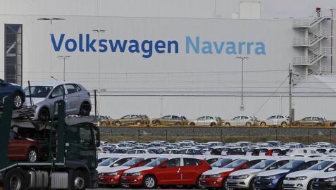 VW recupera la actividad tras ocho días de parón por falta de motores