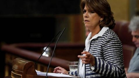 Justicia estudia la posibilidad de recortar los aforamientos de cargos públicos
