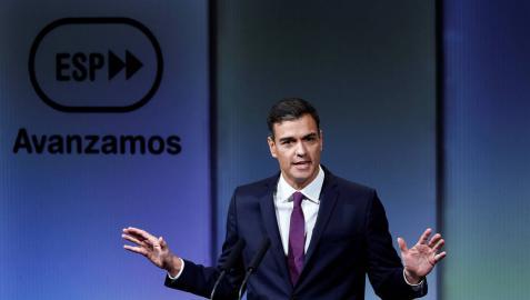 Sánchez propone una reforma de la Constitución para eliminar los aforamientos