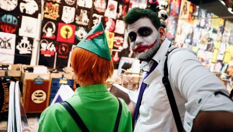 Heroes Comic Con, el punto de encuentro entre autores consagrados y noveles