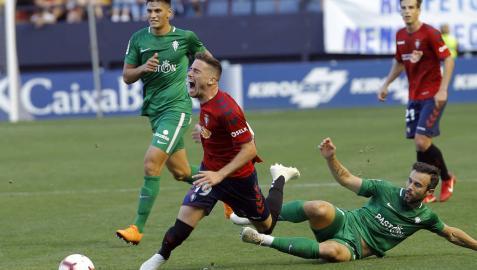 El 'penalti' que encendió a Osasuna