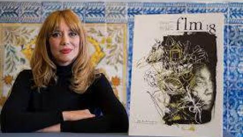 Paula Bonet, escritora: