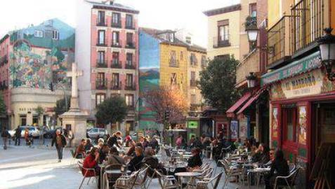 Un barrio español es el más