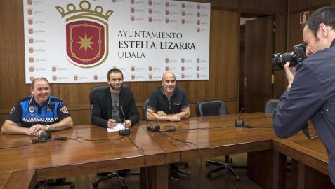 Leoz nombra nuevo jefe de Policía Municipal a un cabo de Zizur Mayor