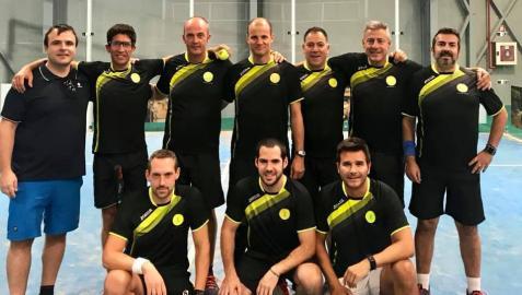 Aranguren Pádel Club y Club Tenis Pamplona, campeones navarros por equipos de 3ª
