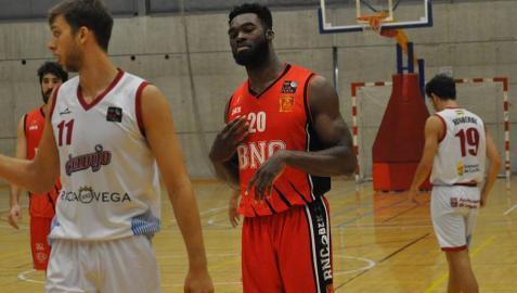 El Basket Navarra rescinde el contrato del estadounidense Duby Okeke