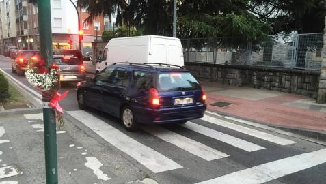 Fallece un niño de 4 años atropellado en Pamplona
