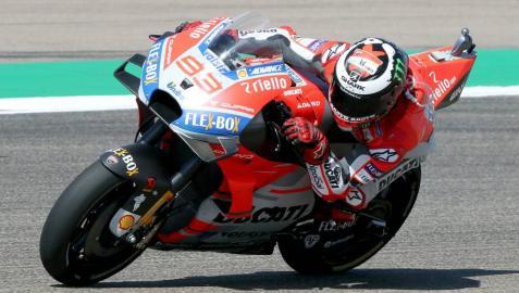 Lorenzo sentenció y Yamaha se hunde