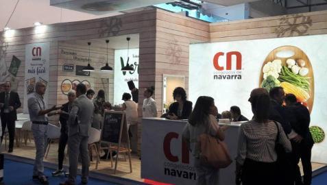 Congelados de Navarra presenta sus novedades en la Feria Conxemar 2018