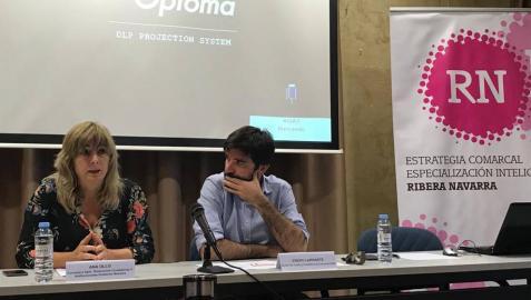 Abierto en Tudela el ciclo de jornadas sobre participación ciudadana