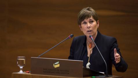 Barkos destaca la estabilidad de Navarra derivada del cambio político