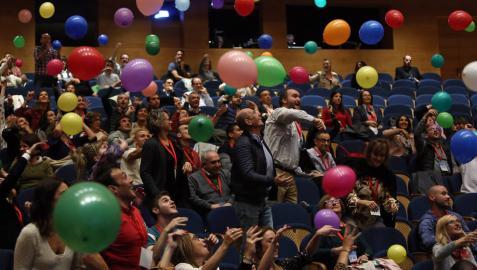 Haz todo lo posible para que suceda: la charla del psicólogo Tony Corredera en Pamplona