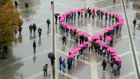 El cáncer de mama provoca algún trastorno psicológico en el 54,4% de las pacientes