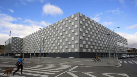 El Gobierno de Navarra pondrá en 2019 sólo 80.000 euros para el Navarra Arena