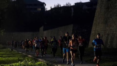 4.000 corredores en Las Murallas