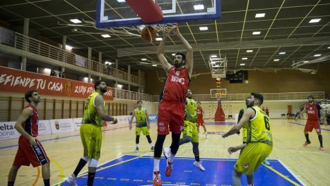 Basket Navarra y Zornotza, a romper la igualdad