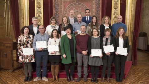 Educación otorga los premios de calidad a 15 centros educativos de Navarra