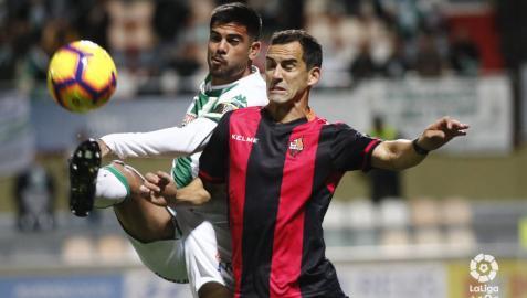 El Reus perdona al Córdoba tras un día convulso