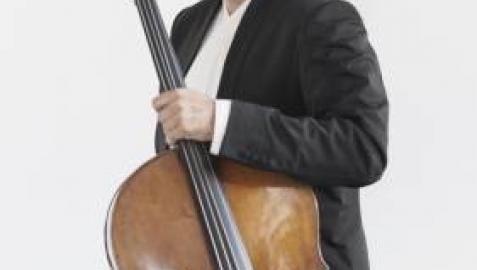 El violonchelista Asier Polo inaugura el miércoles el ciclo Baluarte Cámara