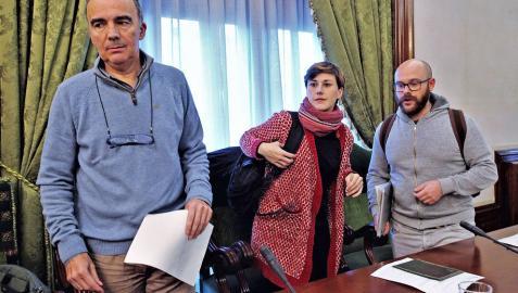 La abstención de Aranzadi impide aprobar los presupuestos de 2019