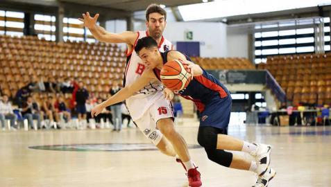 La mejor versión del Basket Navarra