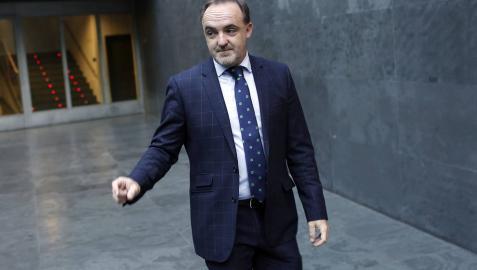 """Esparza (UPN): """"El Gobierno de Barkos es el del engaño"""""""