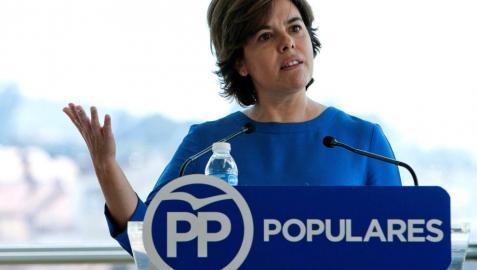 Soraya Saénz de Santamaría: