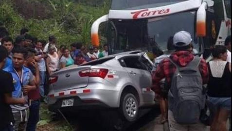 Seis muertos, incluidos cinco menores deportistas, en accidente en Perú