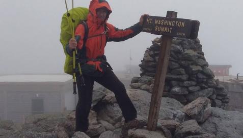"""""""Pura supervivencia"""": 142 días de travesía en el 'Appalachian Trail'"""