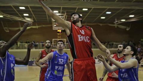 El Basket Navarra Club quiere hacer historia