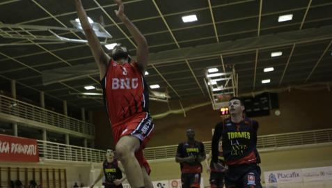 El respiro del Basket Navarra